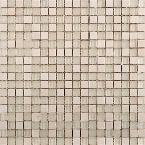 Lucent Glass  Stone Mosaics Campo Glass Stone