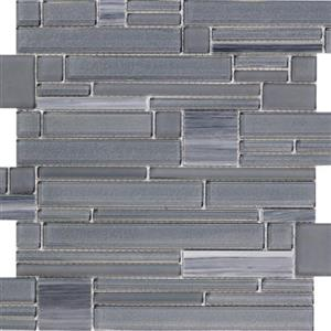 GlassTile Entity W80ENTIZE1212MO Zest