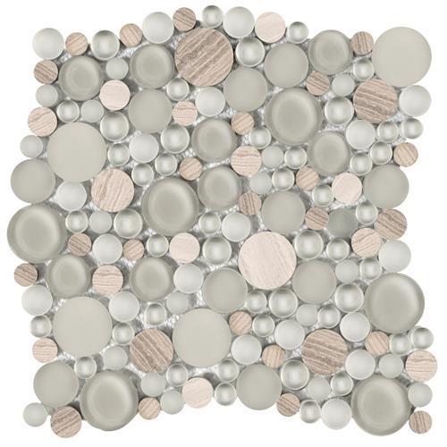 Lucent Glass  Stone Circle Blends Certosa Gs Circle