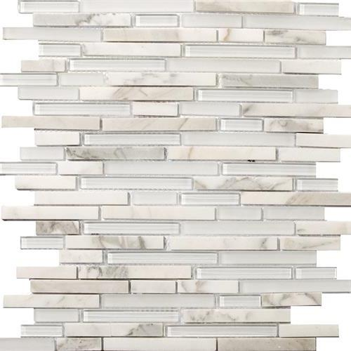 Lucent Glass  Stone Linear Blends Ambrato Gs Linear