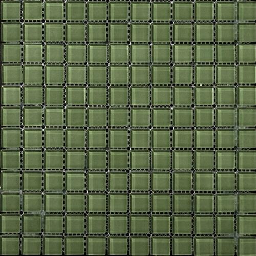 Lucent Glass Mosaics Billiard Green