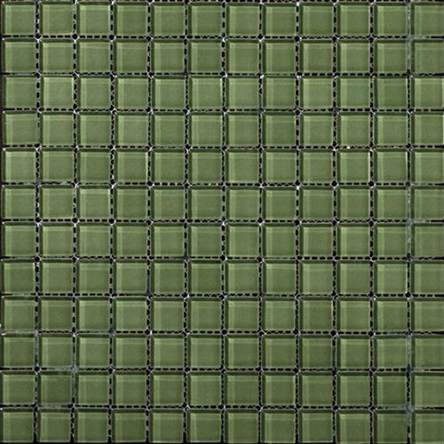 Lucent Glass Mosaics Billiard Green