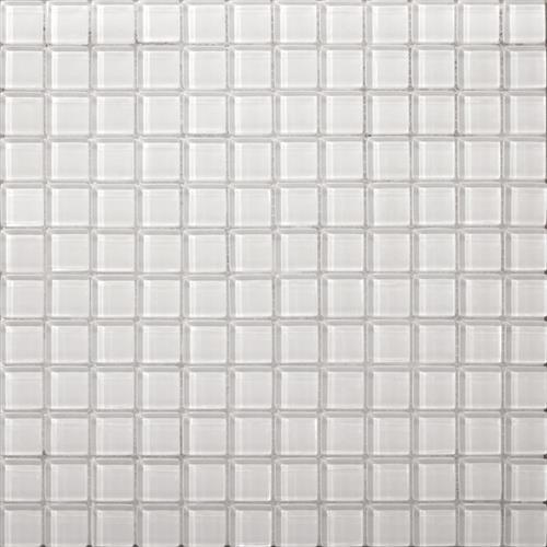 Lucent Glass Mosaics Blanc