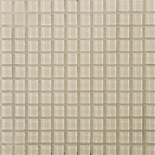 Lucent Glass Mosaics Cream