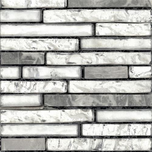Vista Glass & Stone Linear Blends