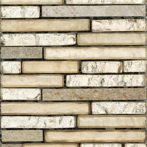 Vista Glass  Stone Linear Blends Prospect Gs Linear