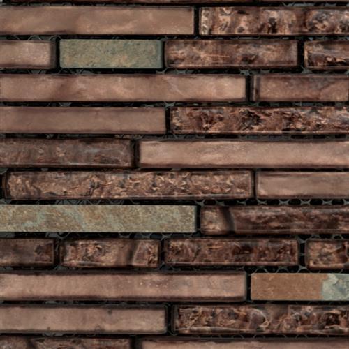 Vista Glass  Stone Linear Blends View Gs Linear