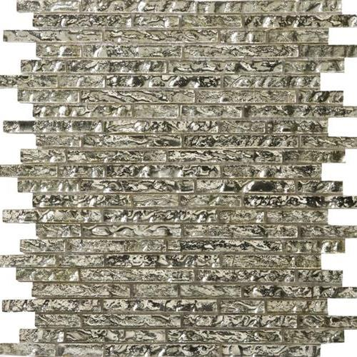 Vista Glass Linear Mosaics Balbi Linear