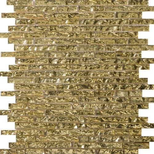 Vista Glass Linear Mosaics Ghisetti Linear