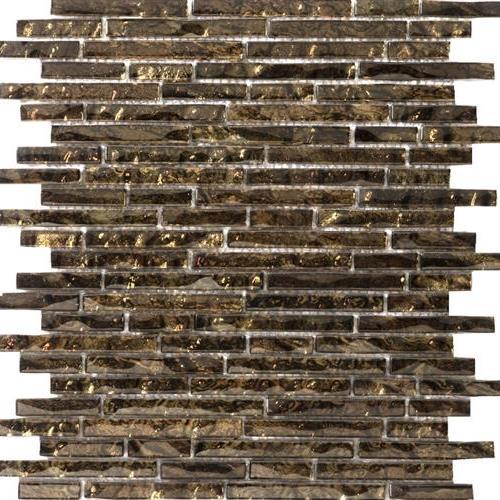 Vista Glass Linear Mosaics Signoretto Linear