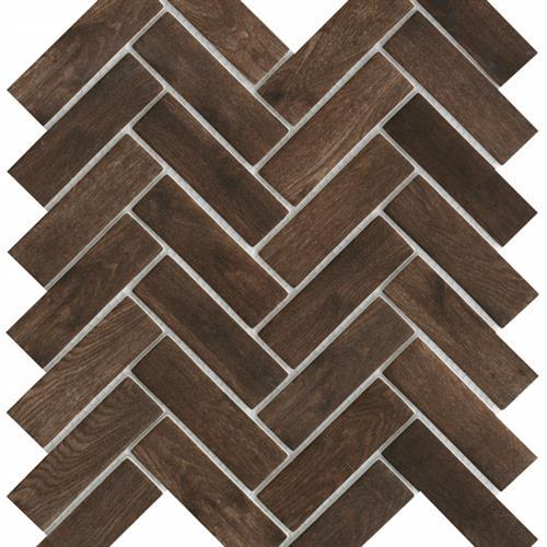 Echo Brown Herringbone