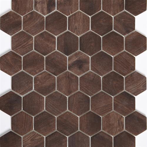 Echo Brown 2 Hexagon