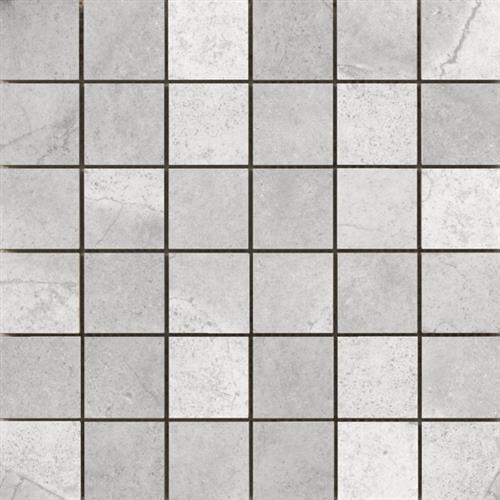 St Moritz II Silver - Mosaic