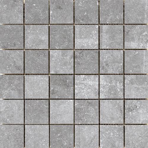 Blue Emotion Gray - Mosaic