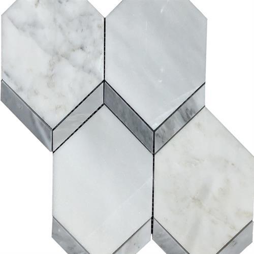 Intrigue Picket Marble