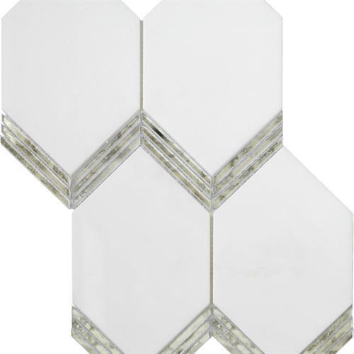Intrigue Picket Mirror