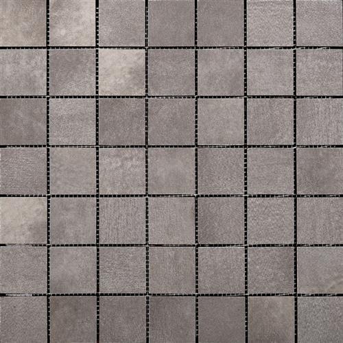 Cosmopolitan Steel Mosaic