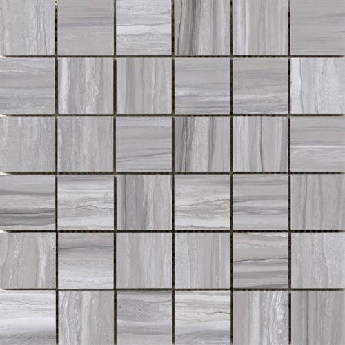 Ciudad Gray Mosaic Mosaic
