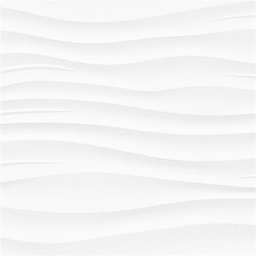 Patterna Ripple White 12X24