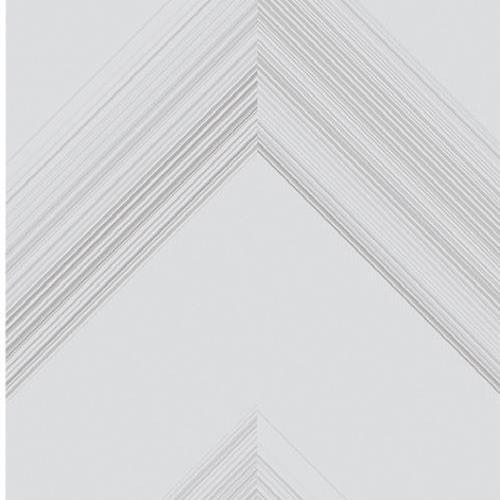 Vertigo Gray Chevron 10X30