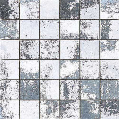 Chemistry White Mosaic