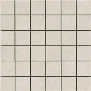 CeramicPorcelainTile Alpha F84ALPHIV1313MO2 Ivory-Mosaic