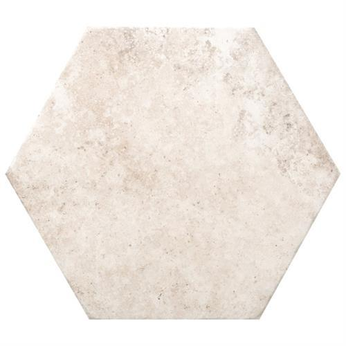 Newberry Bianco - Hexagon