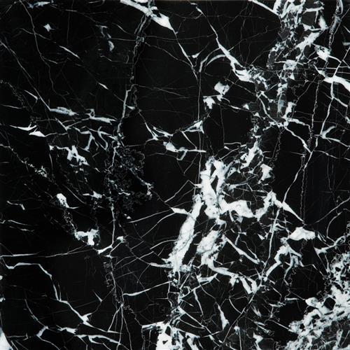Marble Black  White