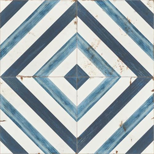 ANTIQUED 8X8 Blue Daze 00410