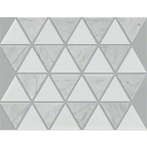 CHATEAU TRI MIX Thassos/Bianco Carrara 00151