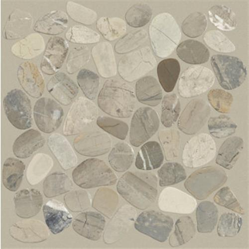 Pebble Sliced in Vitality Mica - Tile by Shaw Flooring
