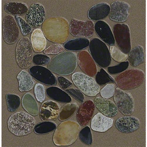 Pebble Sliced in Savannah - Tile by Shaw Flooring