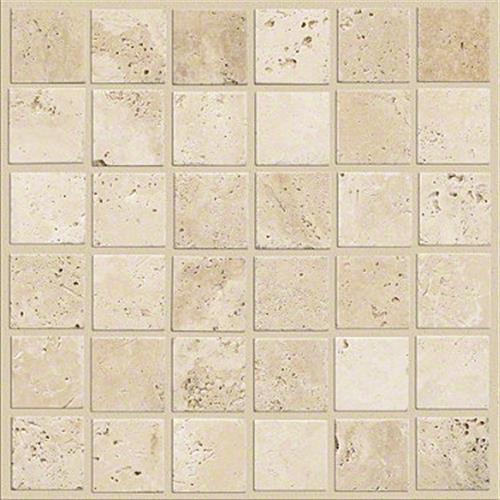 Turnbury 2X2 Mosaic Ivory 00200