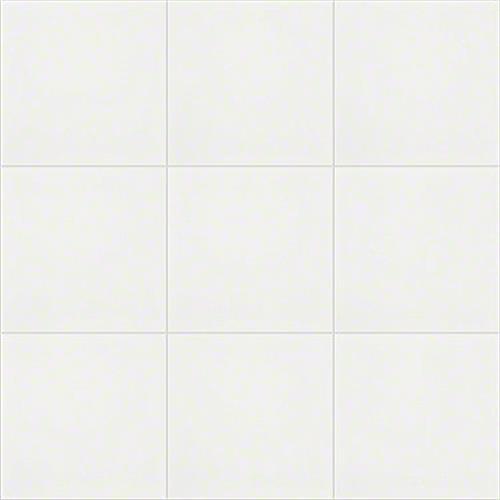DIVA 24X24 PLSH White 00100