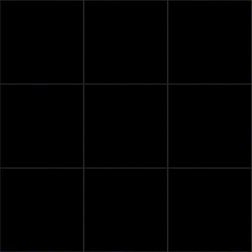 DIVA 24X24 PLSH Black 00500