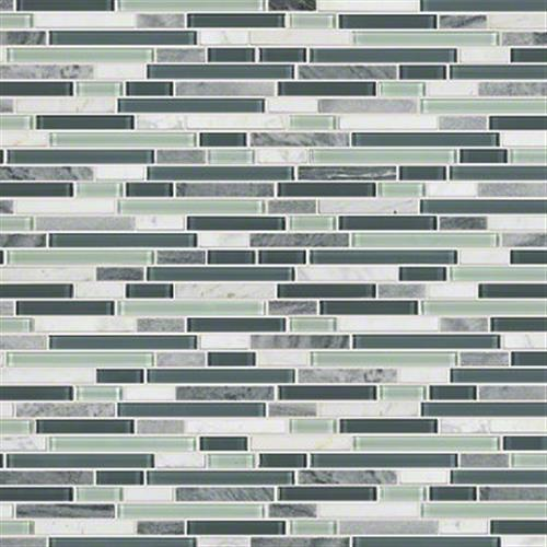 MARVELOUS MIX LINEAR MOSAIC Waterfall 00154