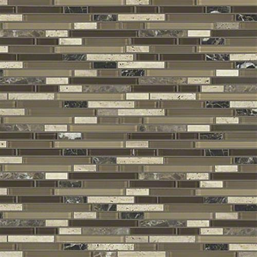 MARVELOUS MIX LINEAR MOSAIC Cappuccino 00700