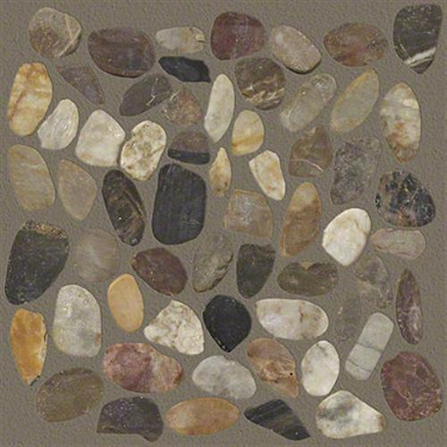 River Rock Sliced in Rio Blend - Tile by Shaw Flooring