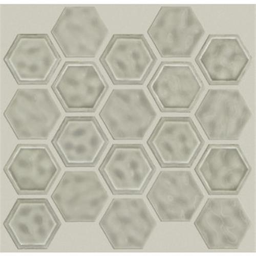 GEOSCAPES HEXAGON Taupe 00250