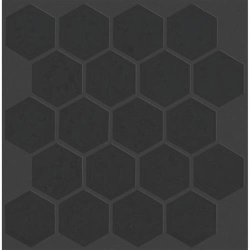 GEOSCAPES HEXAGON Black 00555