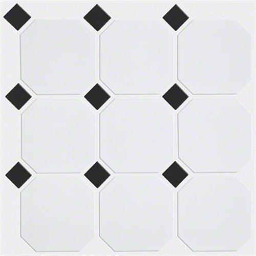 DIGNITY 4X4 W/DOT MOSAIC White/Black 00190