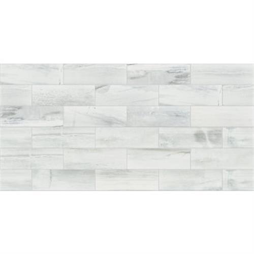 AMBROSE PARK 4 X 12 WALL Winter White 00125