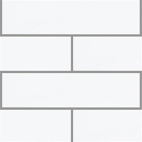 BAKER STREET 4X16 GLOSS White 00100