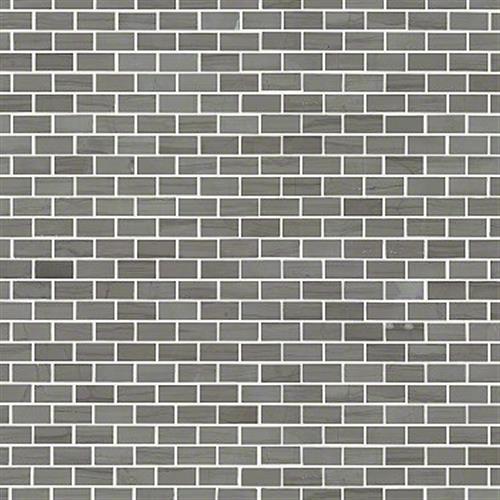 Chateau Mini Brick Mosaic Urban Grey 00570