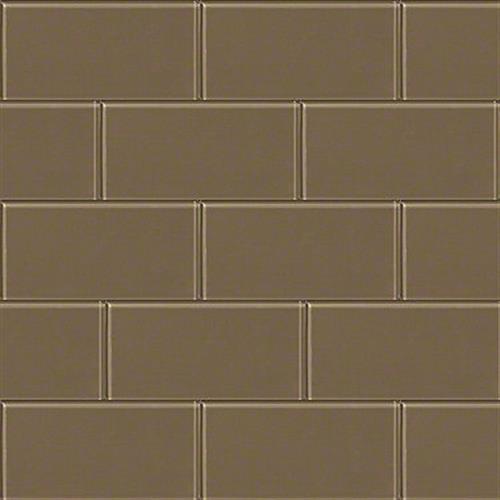 Radiance 3x6 in Mocha - Tile by Shaw Flooring