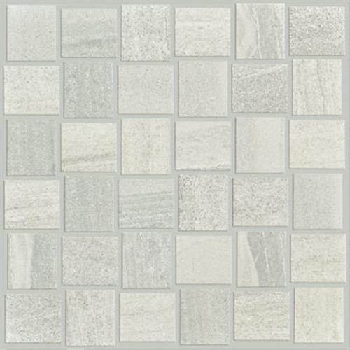 Origin Mosaic in Lithium - Tile by Shaw Flooring