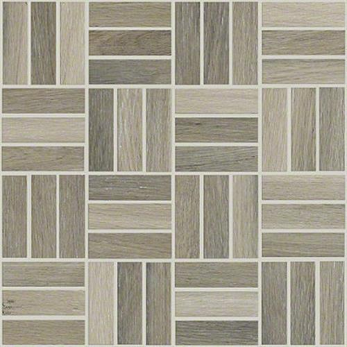 Shaw Industries INDEPENDENCE MOSAIC Ash Ceramic & Porcelain Tile