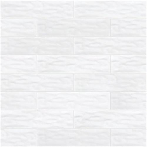 Geoscapes 4 X16 in White - Tile by Shaw Flooring