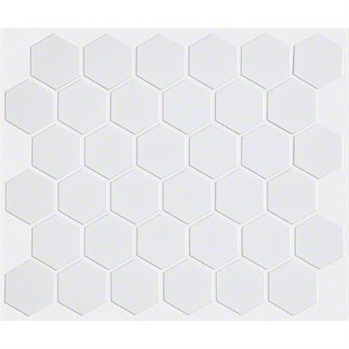 DIGNITY HEX 2 MOSAICS White 00100
