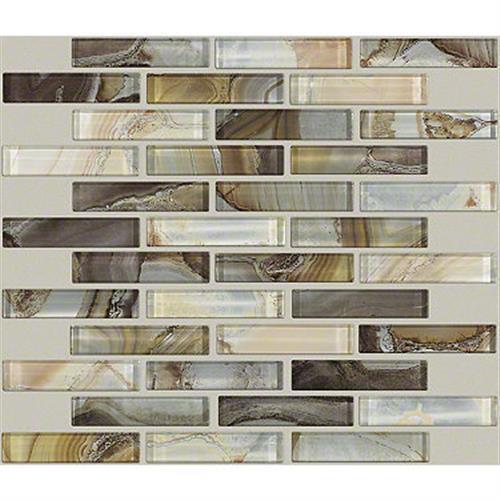 Mercury Glass Bronzed 00275